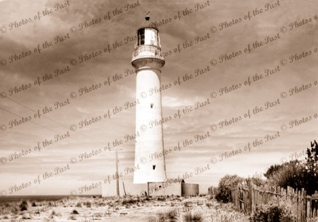 Splitpoint Lighthouse, Aireys Inlet, Vic.Victoria. Great Ocean Road. c1930s