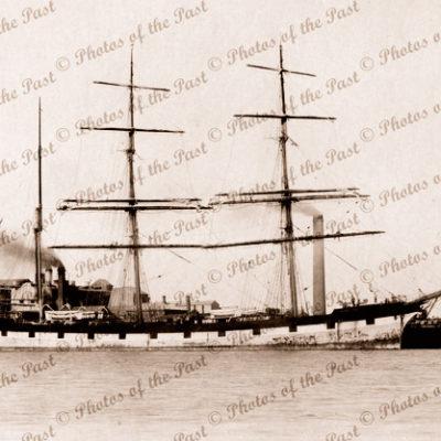 Barque MARCO POLO Built 1892. Shipping