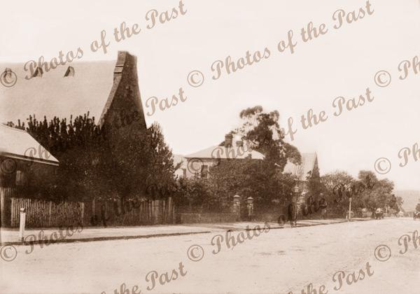St. Bartholomew's Church Norwood, SA, South Australia, c1900