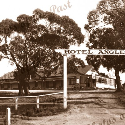 Anglesea Hotel, Anglesea, Vic.Victoria. Great Ocean Road c1940s