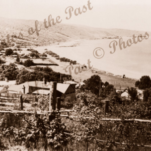 """Early"" View of Lorne, Vic.Victoria. Great Ocean Road"