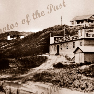 Eastern View Hotel, Great Ocean Road, Vic.c1950s. Victoria