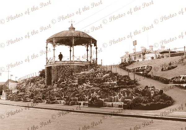 The Band Stand, St Kilda, Vic. c1930s. Victoria