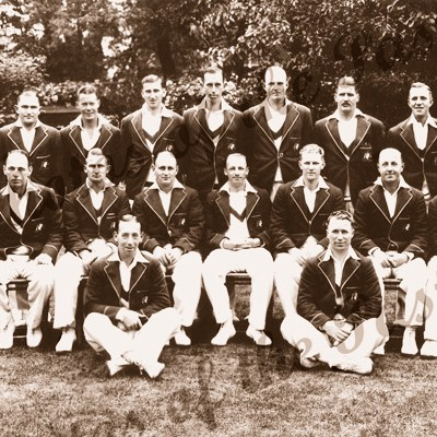 1938 Australian Cricket team