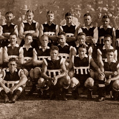 Port Adelaide Football Club 1930. South Australia