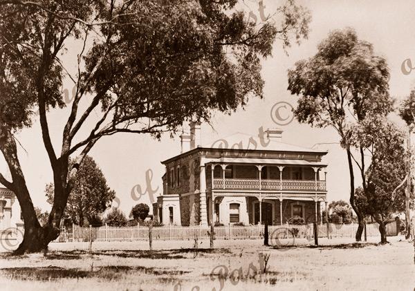 Magary House, 16 Coromandel Pde, Blackwood, SA. built 1883. South Australia