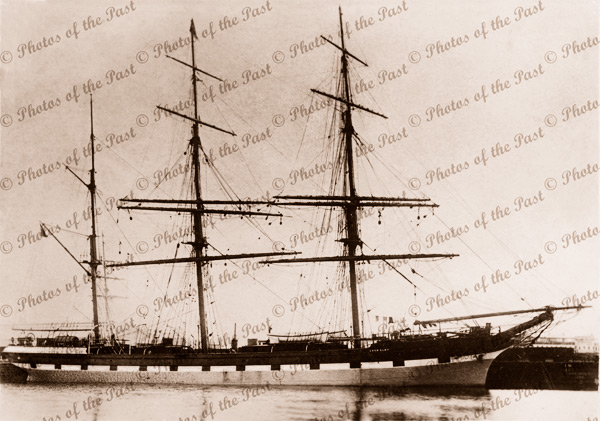 3m barque LOCH SLOY built 1877 shipping