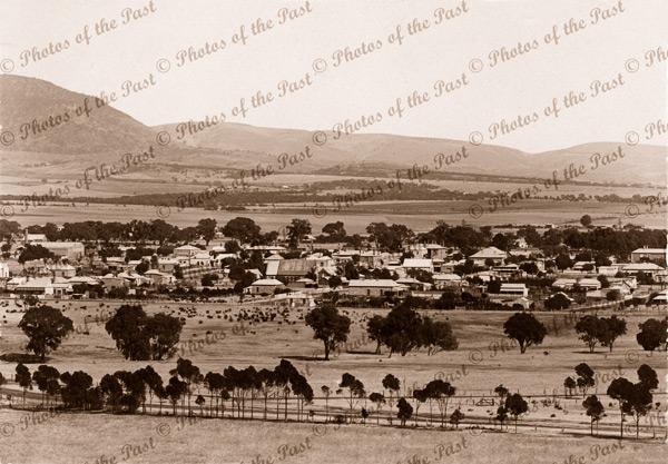 Quorn Township, SA. South Australia. c1910