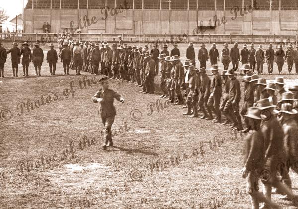 Australian Expeditionary Forces, Ballarat, Vic. c1915