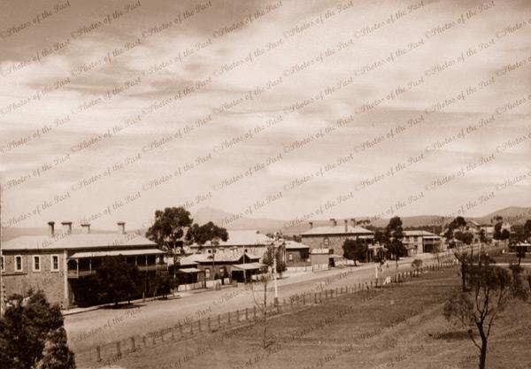 Railway Terrace, Quorn, SA. 1909