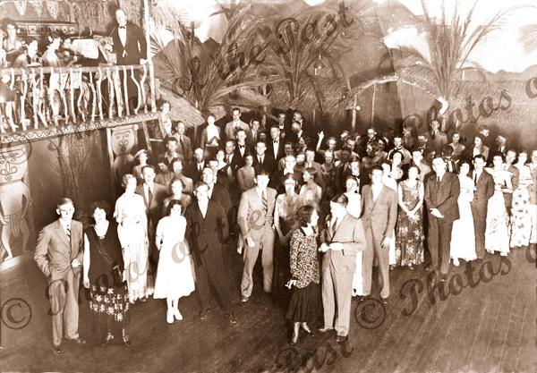 'Blue Lagoon' dance hall, (now RSL) Victor Harbor, SA.1929. South Australia.