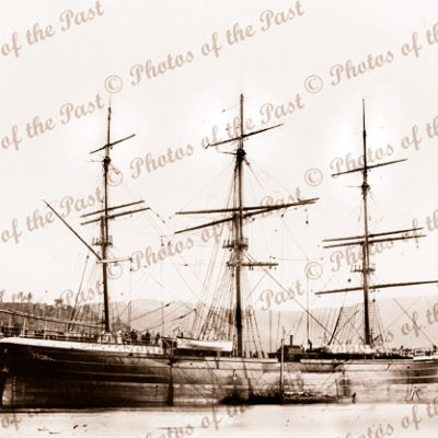 Ship OTAGO. Built. 1869