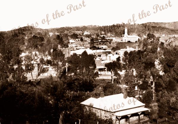 Clare, SA, South Australia. c1910.