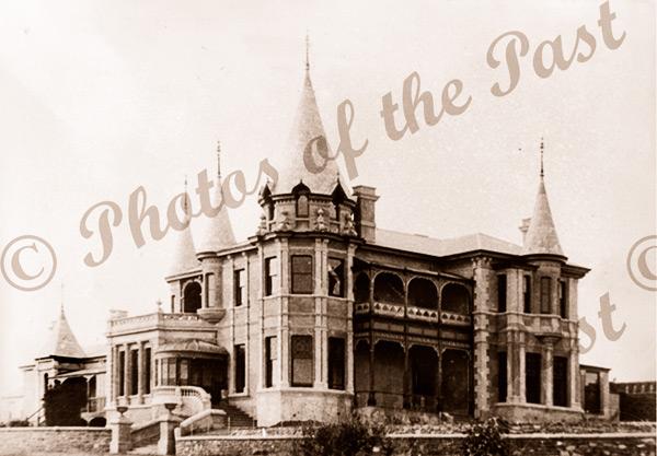 Adare, Victor Harbor, SA. mansion. 1910s. South Australia