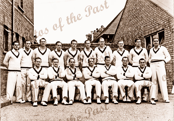 The Invincibles - Players. Australian Cricket Team. 1948