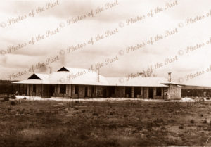 Kimba Hospital, newly built. SA. 1928. South Australia
