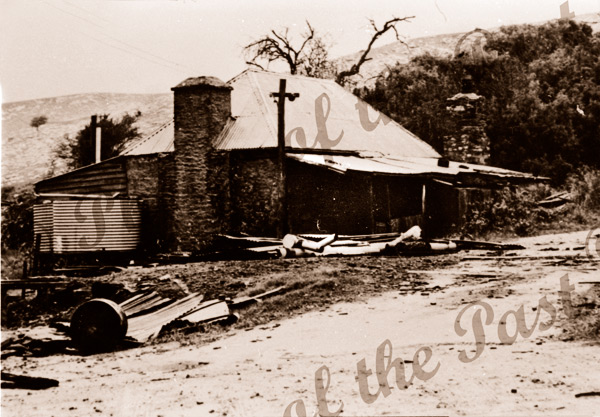 Blacksmith's cottage, Second Valley, SA. South Australia