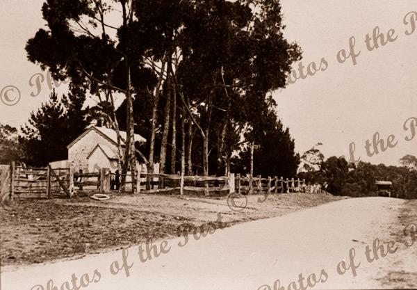 Delamere School, SA. c1900s. South Australia