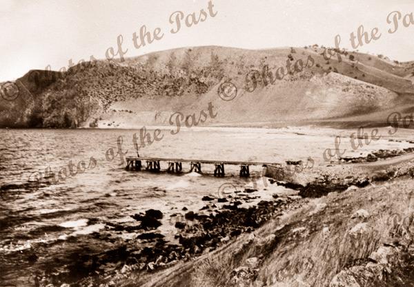 Rapid Bay, SA. c1900s. South Australia.