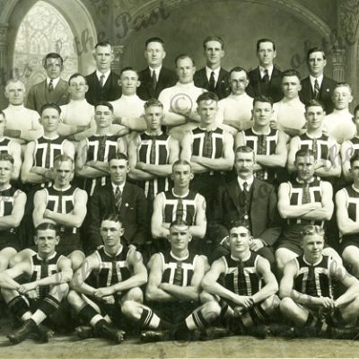 Port Adelaide Football Club B Team. 1932. South Australia