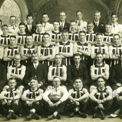 Port Adelaide Football Club B, Team. 1933. South Australia