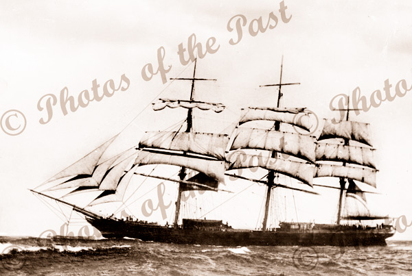 3M Ship STAR of RUSSIA. Built 1874