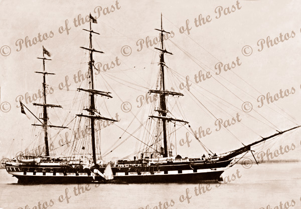 3M Ship STAR OF INDIA