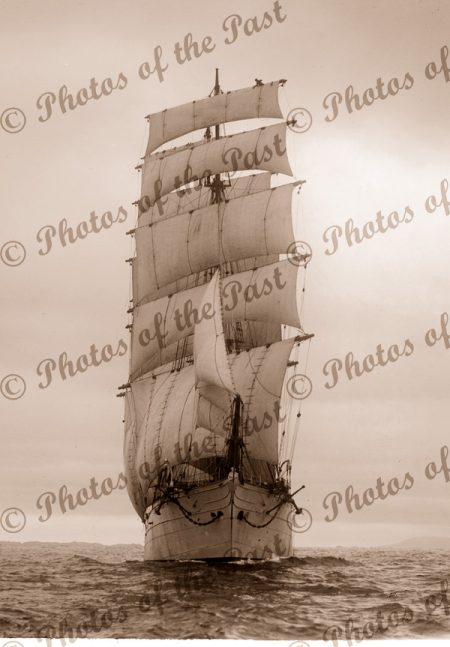 4M Barque BEATRICE. Built 1881. Shipping