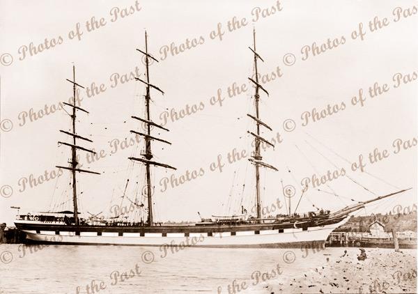 3 M Ship LOCH KATRINE, shipping. Built 1869