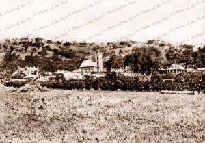 St Michael's Church, Mitcham, SA. South Australia. 1860s