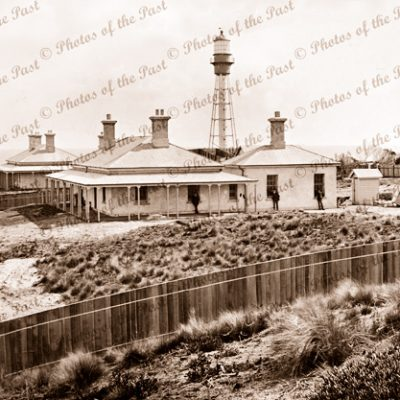 Currie Harbour Lighthouse, King Island, Bass Straight, Tas. c1910s. Tasmania