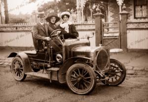 1907 Singer car. c1910s