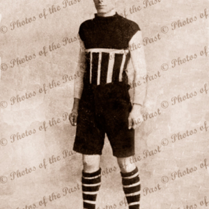 Charles Adams. Port Adelaide Football Club. SA. 1921
