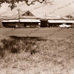 Derby Club Hotel, Derby WA. Western Auastralia.1957
