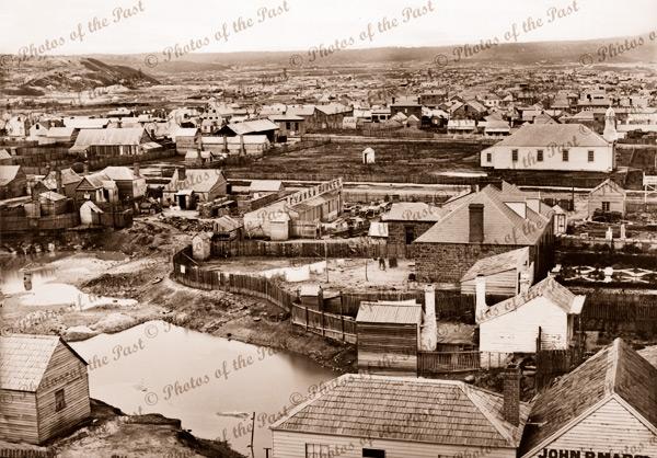 Ballarat, Victoria. c1861