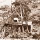 Main Shaft at Talisker Mine, SA. South Australia. C1890s