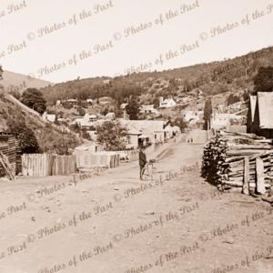 Woods Point, Victoria. 1908