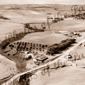 Jetty House and beyond, Second Valley South Australia , c1950