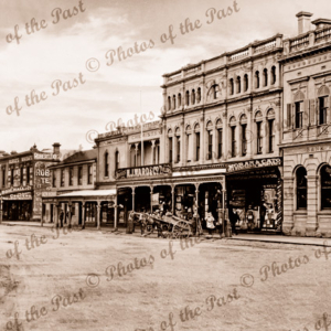 Nelson Parade, Williamstown, Victoria. c1910s