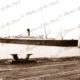 SS OCEANIC at Outer Harbor SA. 27 February 1932. South Australia. Ship.