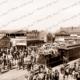 Train, Moseley Square, Glenelg, SA. South Australia.1920s
