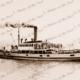 Phillip Island ferry KILLARA, Victoria. 1940s