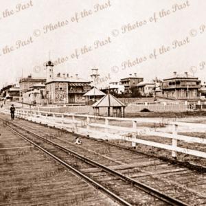 Semaphore South Australia. c1908. Pier. Jetty.