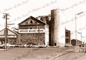 Adelaide Milling Co. Port Adelaide, SA. South Australia, 1960s