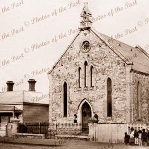 Glanville Methodist Church & Manse, SA. South Australia. c1900s