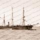 Antarctic ship SY DISCOVERY. c1930