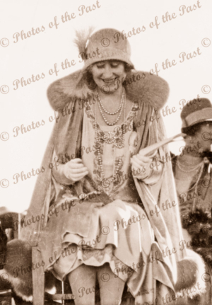 Duchess of York, 1927.