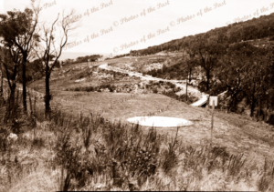 Eastern View Golf Course. Great Ocean Road. Victoria. c1920s